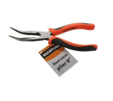 Kleště na odizolování kabelů, Beckford, oranžová