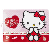 Hello Kitty alátét red, 43 x 29 cm