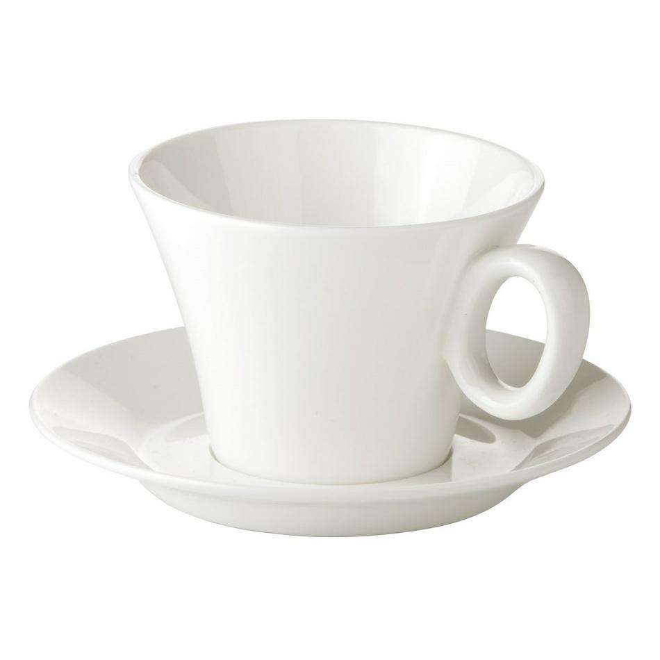 Šálka na čaj ALLEGRO s tanierikom, 250 ml,
