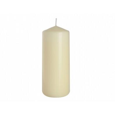 Dekoratívna sviečka Classic Maxi béžová, 25 cm
