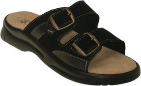 Santé Pánské zdravotní pantofle  vel. 45 černé