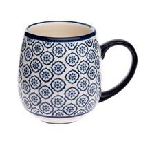 Cană ceramică Floare, 360 ml