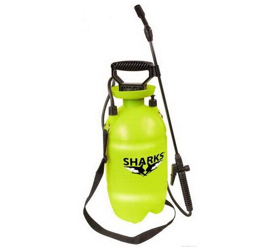 Postrekovač tlakový Sharks SH 5