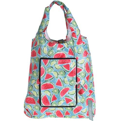 Skladacia nákupná taška Pineapple, 37 x 50 cm