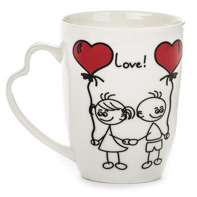 Hrnek Love 345 ml