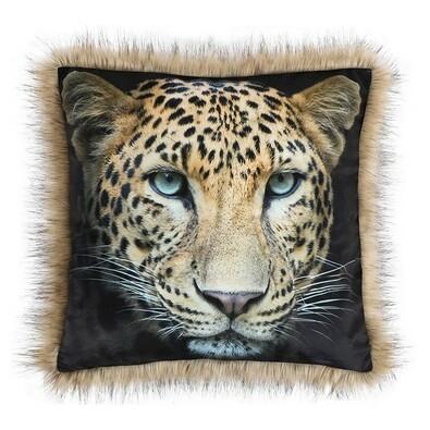 Perniță SAFARI Leopard, 45 x 45 cm