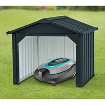 Duramax 98171 garáž, domek pro robotické sekačky 63 x 63 cm