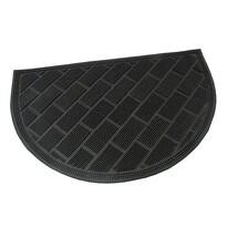 Venkovní rohožka kartáčová Brick Wall, 40 x 60 cm