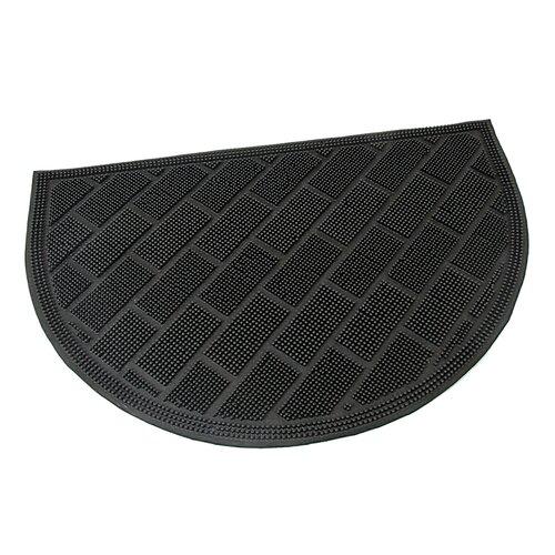 Flomat Vonkajšia rohožka kefová Brick Wall, 40 x 60 cm