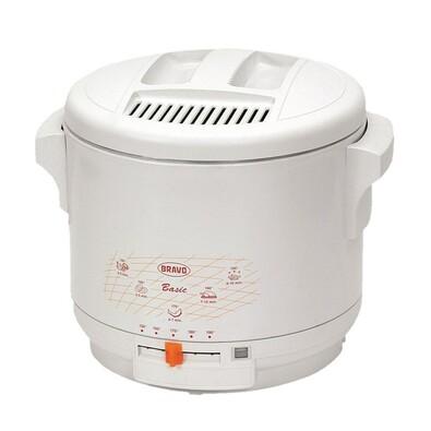 Bravo BASIC F2L fritovací hrnec bílá