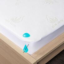 4Home Aloe Vera körgumis vízhatlan matracvédő
