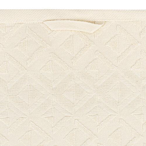 Sada Rio ručník a osuška krémová, 50 x 100 cm, 70 x 140 cm