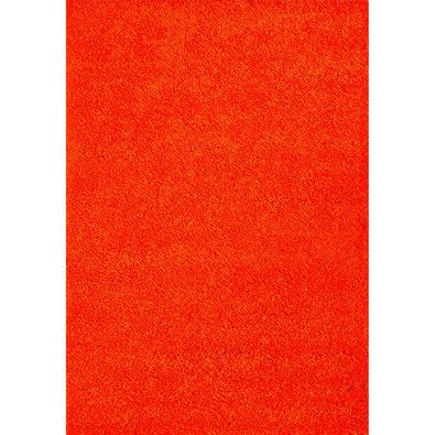 Dywan Efor Shaggy 3419 orange, 80 x 150 cm