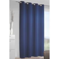 Zasłona zaciemniająca Mia niebieski, 140 x 245 cm