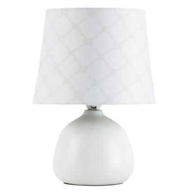 Rabalux 4379 Ellie asztali lámpa, fehér