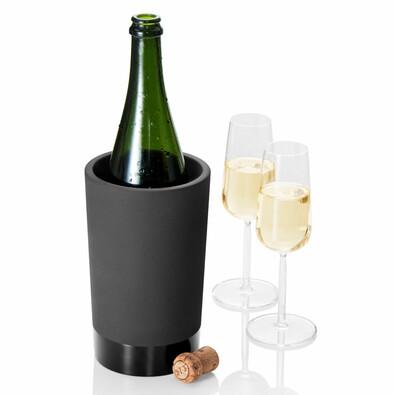 Nádoba na chlazení vína Terraccota Black