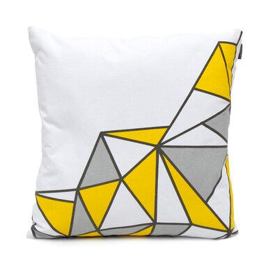 Domarex Povlak na polštář Yellow Space Love SEMI, 45 x 45 cm