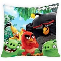 Vankúšik Angry Birds movie, 40 x 40 cm
