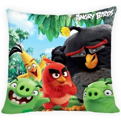 Pernă Angry Birds movie, 40 x 40 cm