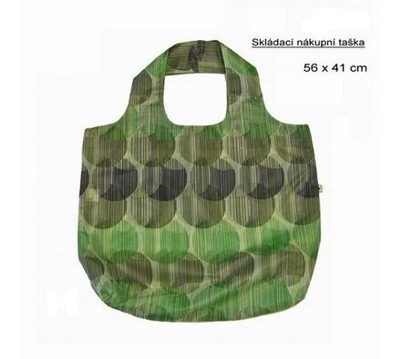 Skládací nákupní taška Famito 0019H kruhy
