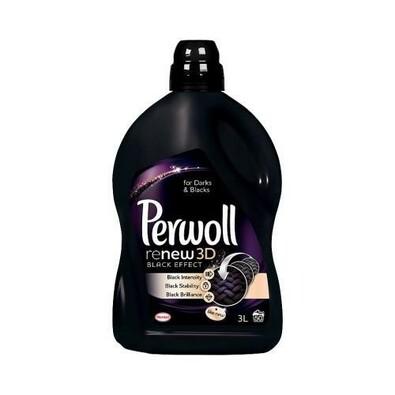 Perwoll Brilliant Black prací gél 3 l
