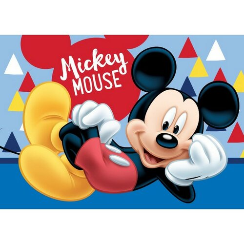 Fotografie Jerry Fabrics Koupelnová předložka Mickey, 40 x 60 cm