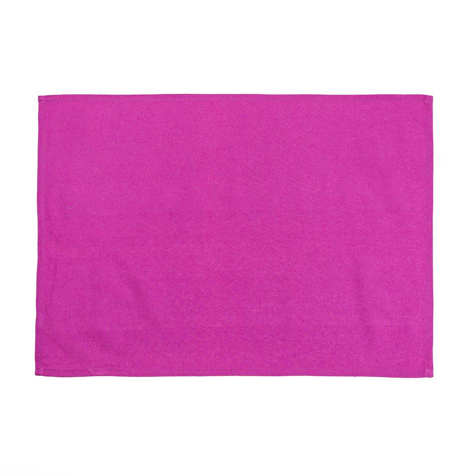Jahu Kuchyňská utěrka režná růžová, 50 x 70 cm