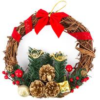 Vianočný veniec Trompette, pr. 20 cm
