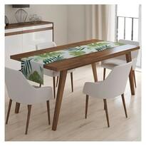 Domarex Green Leaves asztali futó, 40 x 90 cm