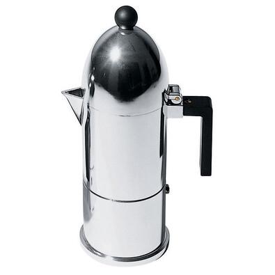 Kávovar La Cupola 300 ml stříbrný, 6 šálků