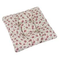 Pernă scaun Adela Flori de câmp, 40 x 40 cm