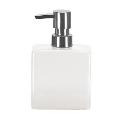 Dávkovač mýdla flakon bílá