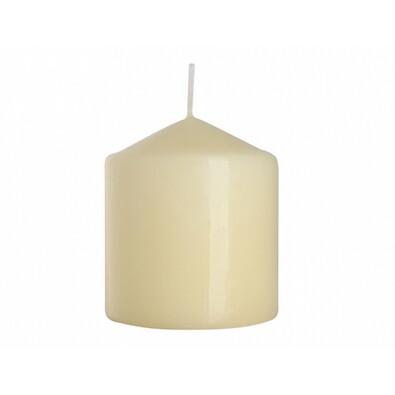 Dekorativní svíčka Classic Maxi béžová, 9 cm