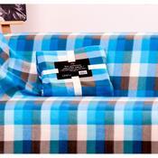 Deka Milutek Druk modrá, 150 x 200 cm