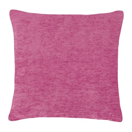 Polštářek Žaneta růžová, 44 x 44 cm