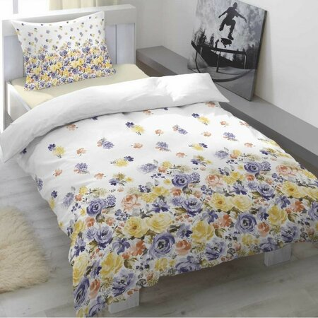 Vendela Sundress szatén ágyneműhuzat, 140 x 200 cm, 70 x 90 cm