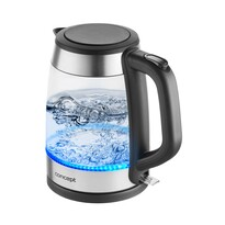 Concept RK4150 szklany czajnik bezprzewodowy, 1,7 l