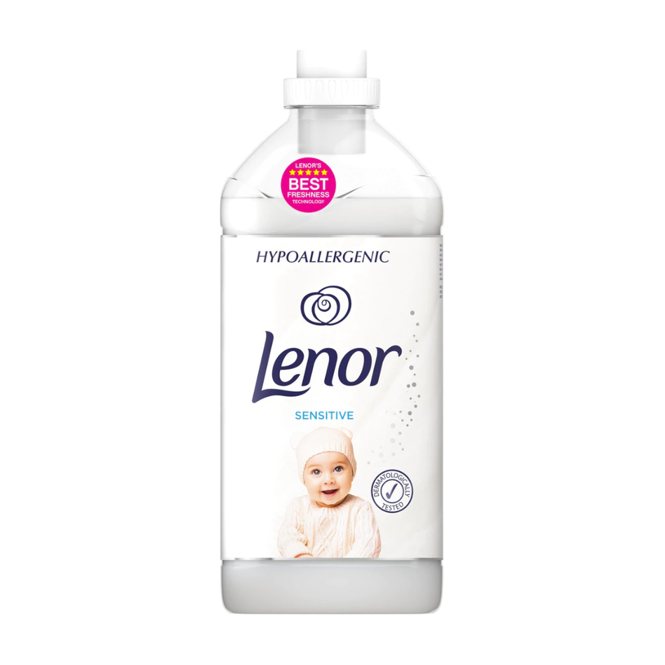 Lenor Aviváž Sensitive, 1,8 l