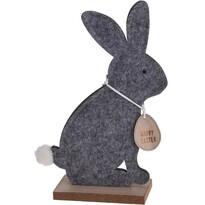Veľkonočný plstený zajačik Brian, 27 cm