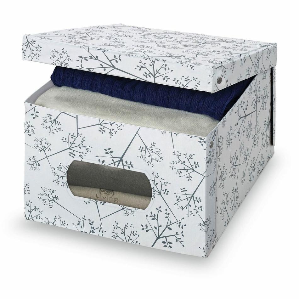 Domopak Living Úložný box, 39 x 50 x 24 cm