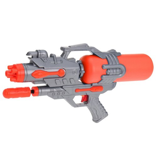 Vodná pistoľ oranžová, 46 cm