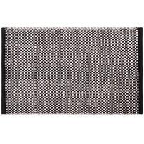 Elsa pamut darabszőnyeg, szürke, 50 x 80 cm