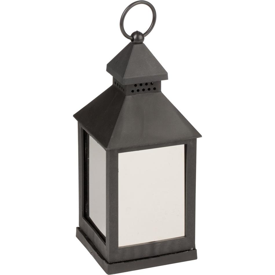 VOG Zrcadlová lucerna s LED světlem