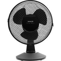 Sencor SFE 2311BK stolný ventilátor, čierna