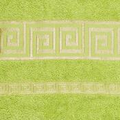 Osuška Atény zelená, 70 x 140 cm