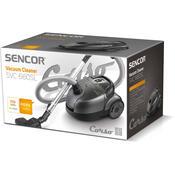 Sencor SVC 660SL-EUE2 podlahový vysavač, šedá