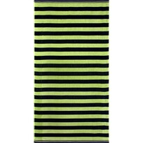 Zebra strandtörölköző, 90 x 170 cm