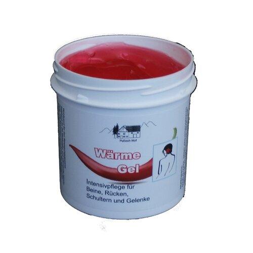 Hřejivý gel Pullach Hof, 250 ml