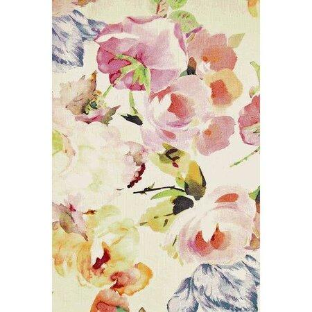 Habitat Kusový koberec Bonita rose 312/56 , 80 x 150 cm