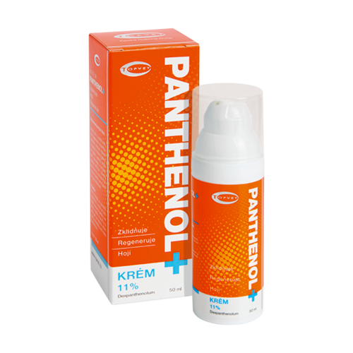 Topvet Panthenol krém 11 %, 50 ml